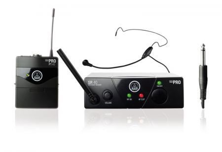 AKG WMS 40 Mini Komplettset 3, inkl. Headset-Mikrofon