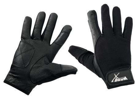 XDrum Drummer Gloves L long