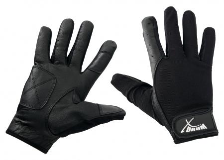 XDrum Drummer Handschuhe M lang
