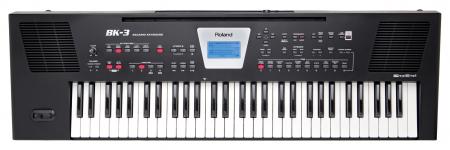 Roland BK-3 BK Keyboard Schwarz