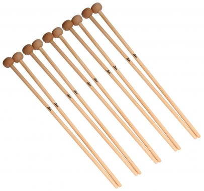 XDrum MG4 Glockenspiel Mallets maple 5 pair