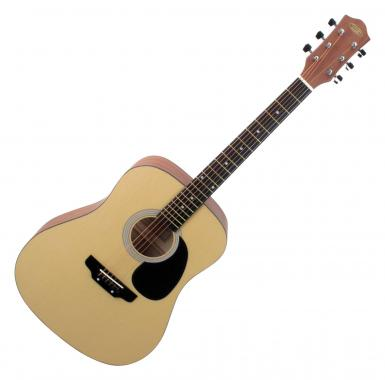 Classic Cantabile Western Series WS-3 Guitare folk (nature)