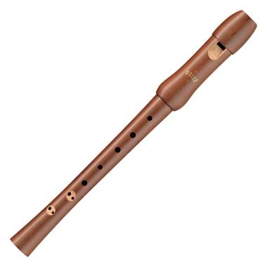 Moeck 1213 Flauta barroca de estudio, en peral