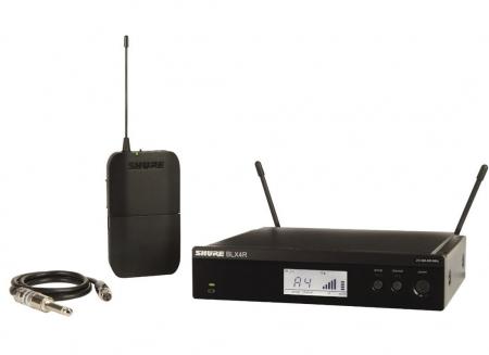 Shure BLX14R S8 Instrument Rack Funksystem