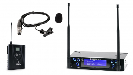 Pronomic UBF-103 True Diversity Pro Presenter set radiotrasmittente