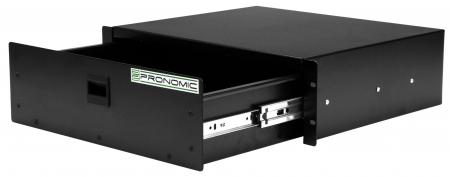 Pronomic RD-103 Rackschublade 3 HE  - Retoure (Zustand: sehr gut)