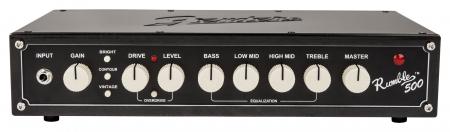 Fender Rumble 500 Head 2014