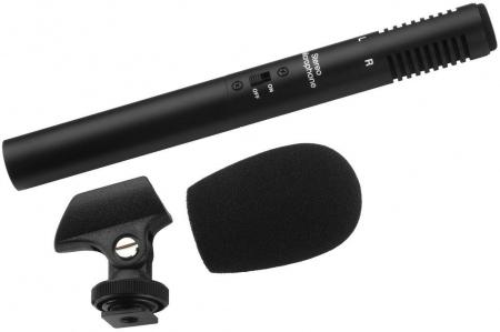 Kirstein ECM-600ST Stereomikrofon
