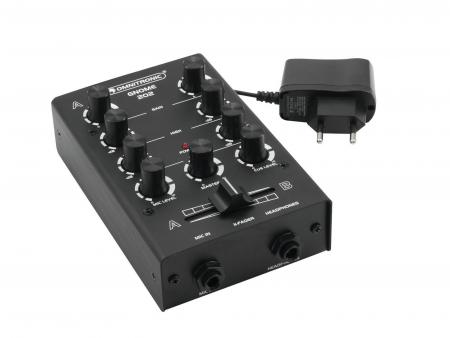 Omnitronic GNOME-202 DJ-Mixer