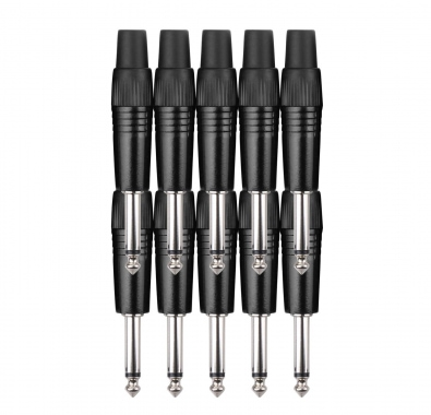 Pronomic  JPLUG  Black  Jack  -  10-Pack