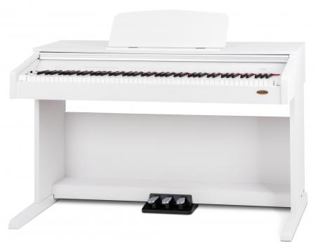 Classic Cantabile DP-210 WM E-Piano weiß matt  - Retoure (Zustand: gut)