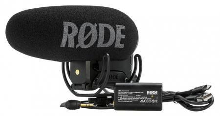 Rode VideoMic Pro+ Kondensator-Richtmikrofon