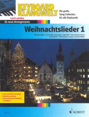 Keyboard Klangwelt Weihnachtslieder 1