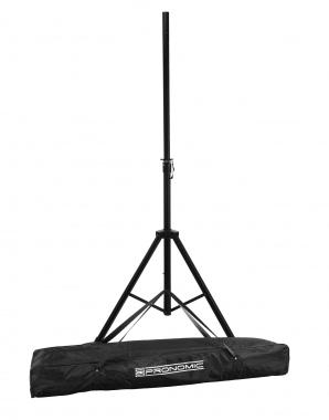 McGrey-1 SPS supporto altoparlanti acciaio SET con borsa