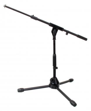 Pronomic MS-420 Mikrofonständer niedrig Schwarz  - Retoure (Zustand: sehr gut)