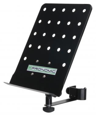 Pronomic NH-100 music stand for microphone stand