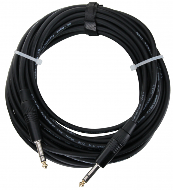Pronomic Stage INSTS-10 Jack Cable 10 m Stereo