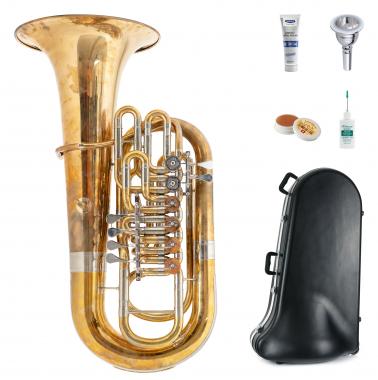 Lechgold FT15/6R F-Tuba unbehandelt