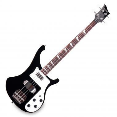 Rocktile Pro RB-400B Blackbird Electric Bass, Black
