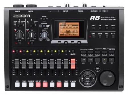 Zoom R8  - Retoure (Zustand: sehr gut)