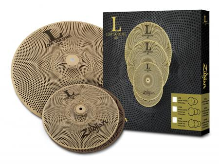 Zildjian LV38 L80 Low Volume Beckenset