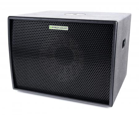 Pronomic Diva 1200 Subex Stereo Active Subwoofer