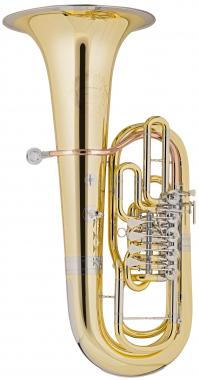 """Cerveny CBB 651-5GR """"Harmonia 3"""" F-Tuba"""