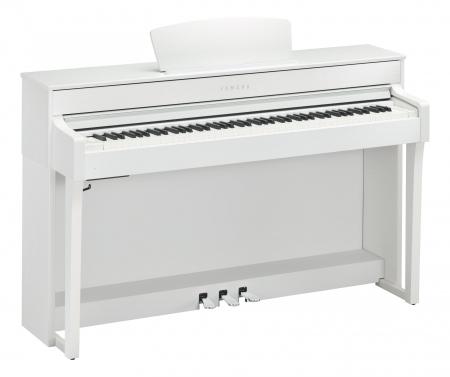 Yamaha CLP-635 WH Digitalpiano weiß matt