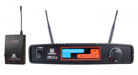 Pronomic UBF-11 Taschensender Funkset K9 827,5 MHz  - Retoure (Zustand: sehr gut)