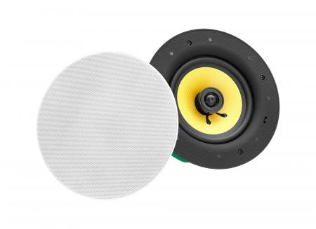 Pronomic CLS-630BT Active 2-way High-End In-Wall Speakers with Bluetooth®