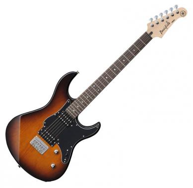 Yamaha Pacifica 120H E-Gitarre, Tobacco Brown Sunburst  - Retoure (Verpackungsschaden)