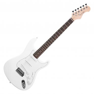 Rocktile Sphere Classic Electric Guitar White