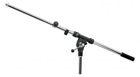 K&M 211/1 Mikrofon Schwenkarm verchromt