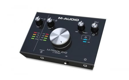 M-Audio M-Track 2x2  - Retoure (Verpackungsschaden)