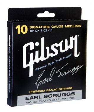 Gibson Earl Scruggs Signature Medium Banjo