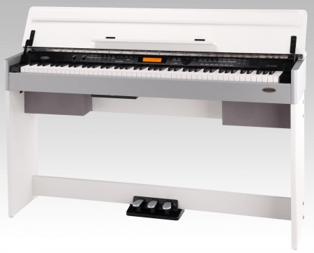 Classic Cantabile CP-A 320 WM piano electronico blanco mate