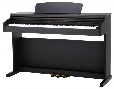 Classic Cantabile DP-50 RH E-Piano Rosenholz  - Retoure (Zustand: sehr gut)