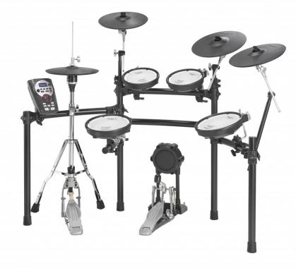 Roland TD-11KVSE V-Drum Kit inkl. MDS-9V Drumrack