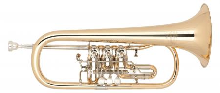 Miraphone Bb-24R Flügelhorn lackiert