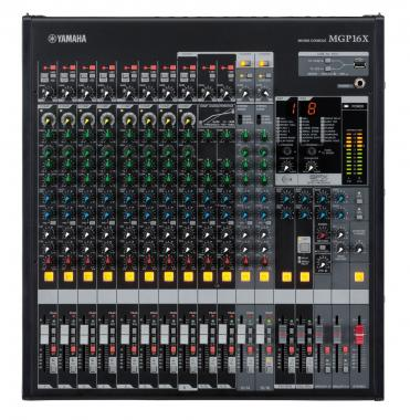 Yamaha MGP16X Mezclador de 16 canales