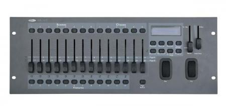 Showtec Scanmaster 16/2 DMX Controller  - Retoure (Zustand: sehr gut)