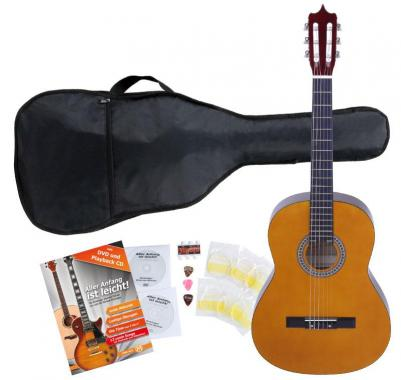 Classic Cantabile Guitare de Concert Acoustic Series AS-y Starter Set