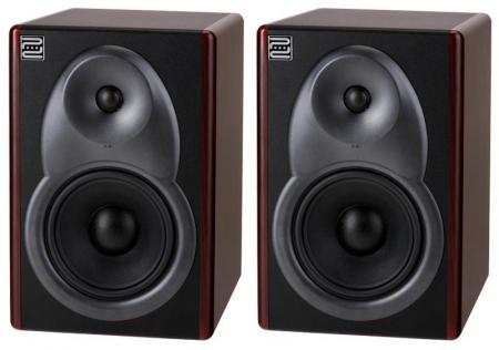 Pronomic M8B active studio monitor, pair