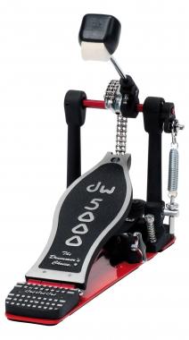 DW 5000TD4 Turbo Fußmaschine