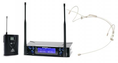 Pronomic UBF-103 Pro Actor écouteurs set radio