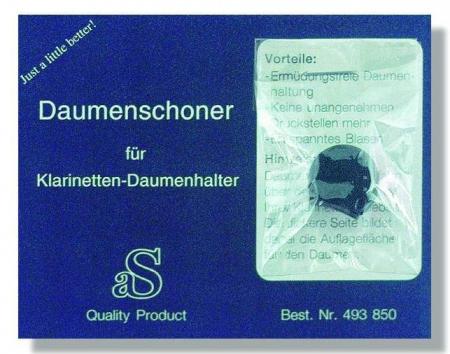 AS Daumenschoner für Klarinette fest