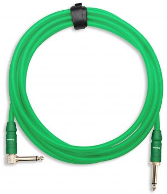 Pronomic Trendline INST-3G Instrument Cable 3m green