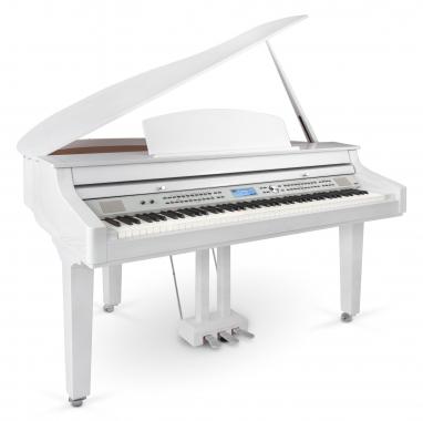 Classic Cantabile GP-A 810 Digital Grand Piano White High Gloss