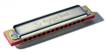 Hohner Marine Band 28 C Mundharmonika