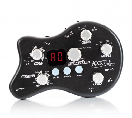 Rocktile GP-10 Headphone Amp & Multieffekt